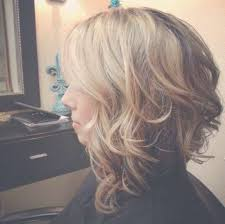medium length stacked bob hairstyles 2018 best of medium length bob hairstyles for curly hair