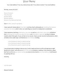 Sample Mail To Send Resume by 30 Amazing Letter Of Interest Samples U0026 Templates