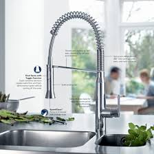 grohe 31 380 kitchen faucet build com