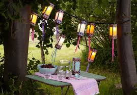 Diy Backyard Lighting Ideas Diy Outdoor Lighting Ideas U2013 How To Make Creative Garden Lanterns