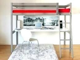 lit mezzanine avec bureau pas cher lit mezzanine en bois pas cher lit mezzanine en bois place stunning