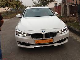 bmw car price in india 2013 my bmw 320d luxury line team bhp