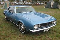 chevrolet camaro 1967 for chevrolet camaro generation