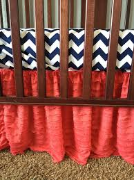 new ruffle colors of ruffle crib skirts available on amazon a