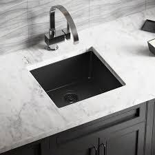 Undermount Granite Kitchen Sink Mrdirect Granite Composite 18 X 17 Undermount Kitchen Sink With