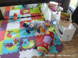 chambre bébé montessori histoire de la mise en place du nido montessori mais pas que