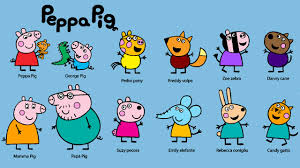 incridible peppa pig coloring for maxresdefault on coloring page