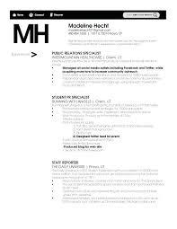 sample public relations resume u2013 topshoppingnetwork com