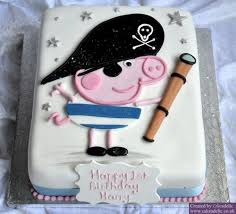 George Pig Cake Decorations Festa George Pig Kits Artigos Como Decorar