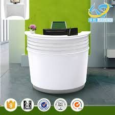 Circular Reception Desk by Circle Desk Circle Desk Suppliers And Manufacturers At Alibaba Com