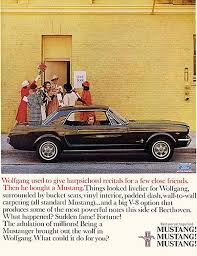 ford mustang ads 28 best mustang ads images on ford mustangs