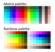 color palettes go here paint net discussion and questions