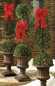 triple ball topiary foter