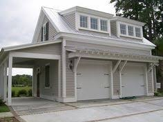 Car Garage With Loft Plans Has Optional  Br Apartment Included - Garage designs with apartments