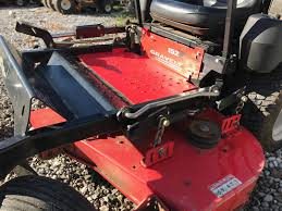 2008 gravely used gravely 52