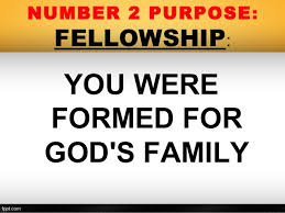 sept 20 2015 sunday message you were formed for god s family