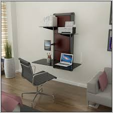 Wall Mount Computer Desk Remarkable Wall Mounted Desk Ideas Best Interior Design Style With