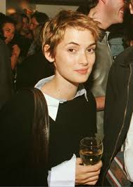 winona ryder short hairstyle b e a u t y pinterest hair