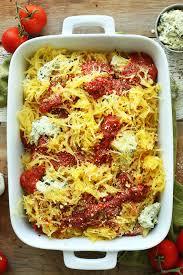 spaghetti squash lasagna minimalist baker recipes