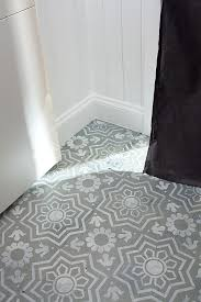 Painted Linoleum Floor A Bright Organized Entryway The Reveal Idle Hands Awake