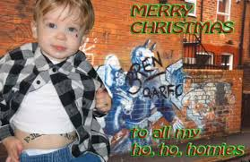funny christmas cards feature father u0027s kids photoshopped into odd