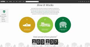 etnies buy a shoe plant a tree 200 00 trees planted and sprouting