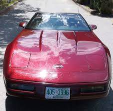 1993 corvette tires 1993 corvette convertible 40th edition top tires exhaust and