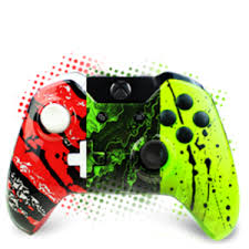 custom modded controllers uk for ps4 xbox one ps3 and xbox 360