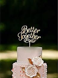amazon com wedding cake topper custom cake topper i love you like