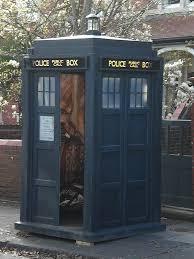 Tardis Interior Door Doctor Who Could A Tardis Exterior Transparent Glass
