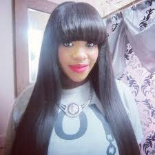 long hair styles with swoop bangs black hair swoop bangs with long hair hairstyle ideas in 2018