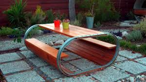Table Top Ideas Modern Wood Outdoor Dining Tables Ideas Diy Outdoor Table Top
