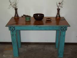 Distressed Table Sofa Table Design Turquoise Sofa Table Best Contemporary Design