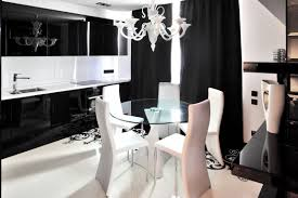 Black And White Home by Begovaya By Geometrix Design