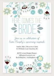 enchanting free printable bridal shower invitations cards 34 in