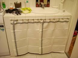tringle rideau cuisine rideau torchon les bricoles