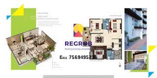 2bhk House Plans Ashoka Liviano Gachibowli Hyderabad Price Floor Plan Location Map