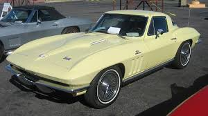 64 corvette specs 1965 chevrolet corvette c2 production statistics and facts