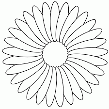 printable coloring pages flowers free flower petals coloring pages kids coloring
