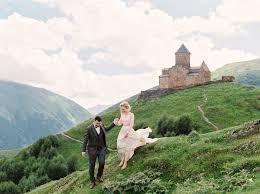 Destination wedding in georgia mountains wedding photographer in