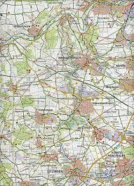 Plz Bad Rappenau Topographische Freizeitkarte Baden Württemberg Stuttgart Buch