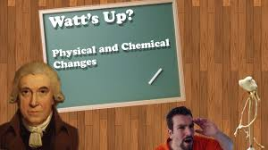 physical and chemical changes watt u0027s up 5th grade collaboration