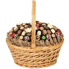 non food gift baskets chocolate truffle gift basket non dairy parve chocolate