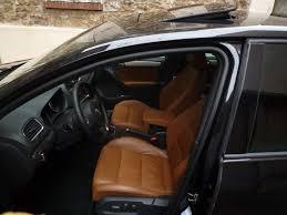 siege cuir golf 4 golf 6 20 tdi 140 carat edition noir caramel volkswagen golf
