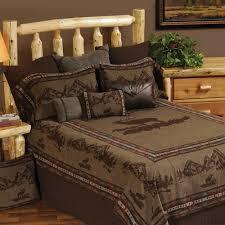 Cabin Bed Sets Cabin Bedding 20 50 Off Lodge Quilts U0026 Comforter Sets