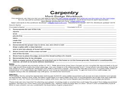carpentry worksheets defendusinbattleblog