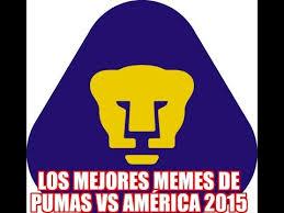 Memes De Pumas Vs America - los mejores memes de pumas vs am繪rica 2015 youtube