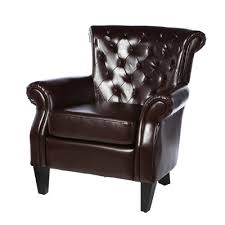 home loft concepts mcclain tufted upholstered club chair u0026 reviews