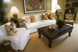 Decorating End Tables Living Room Decorating Ideas For Coffee And End Tables