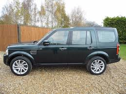 land rover 1940 used 2016 land rover discovery 4 3 0 sd v6 graphite 5dr start